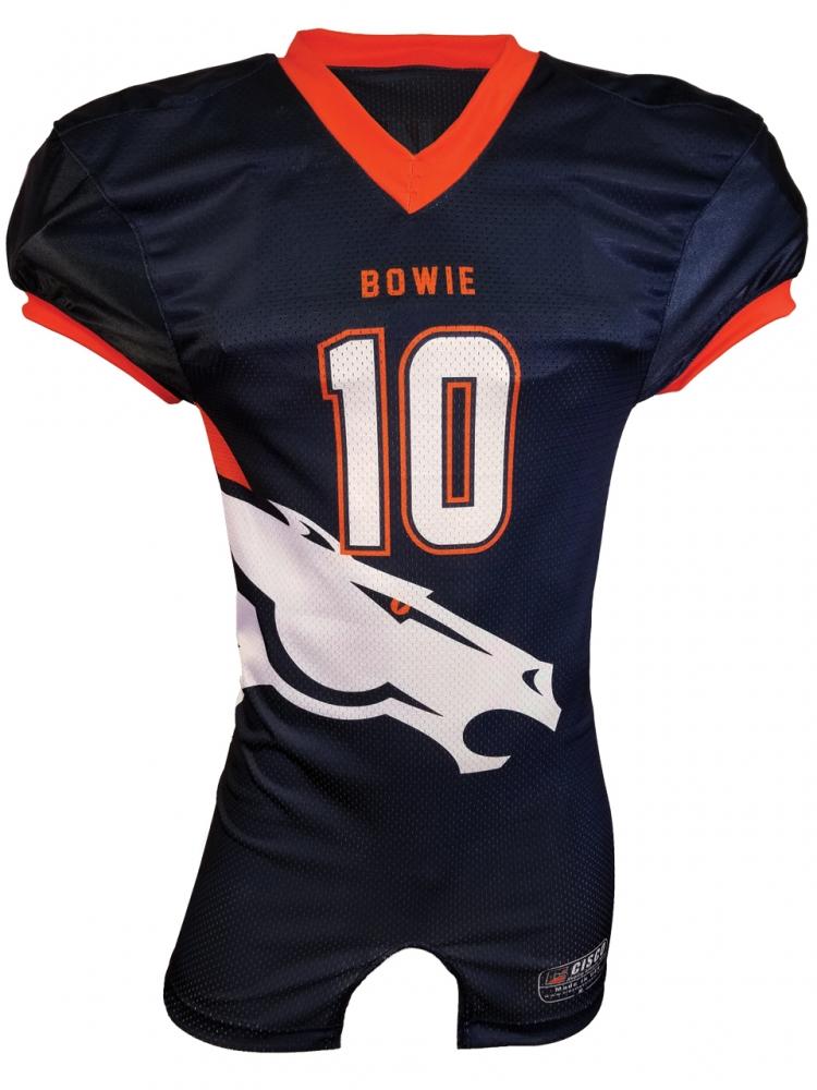 Football jersey 3404 fb 1 cisco athletic for Custom football jersey shirts