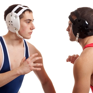 wrestling doublets