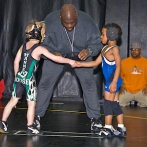 kid wrestlers
