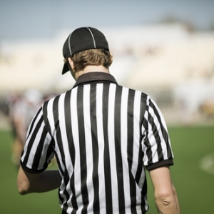 youth sports official