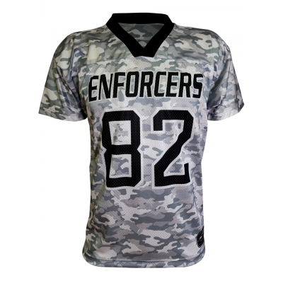 Custom Football Uniforms & Jerseys - Made in the USA by